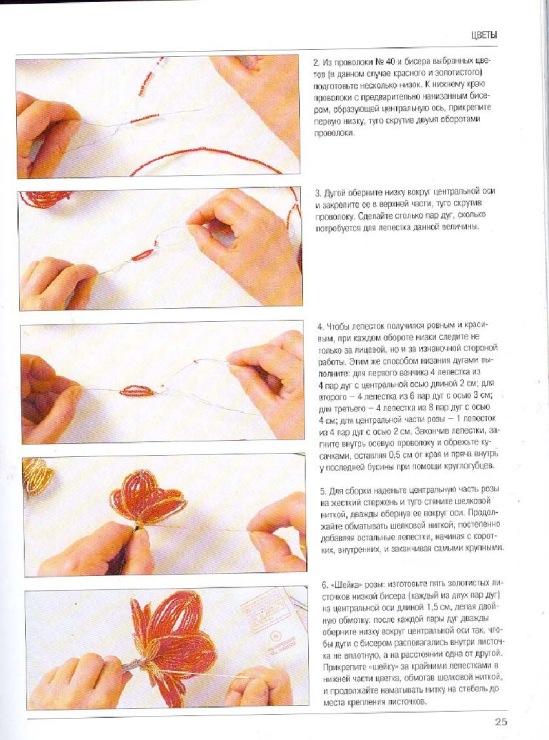 Поделки из бисера и инструкция своими руками