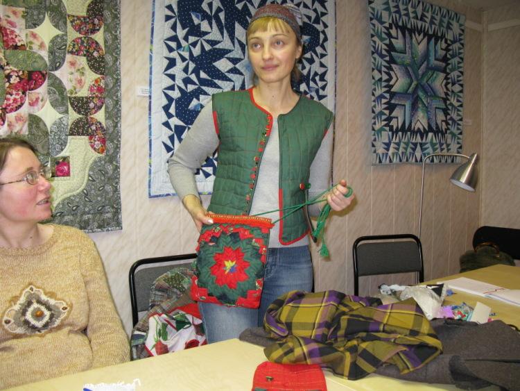 Мастер классы по лоскутному шитью татьяны лазаревой