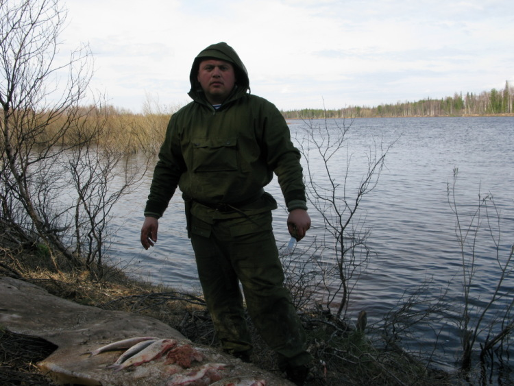 надым рыбалка фото