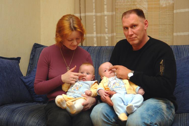геннадий головкин и его дети фото