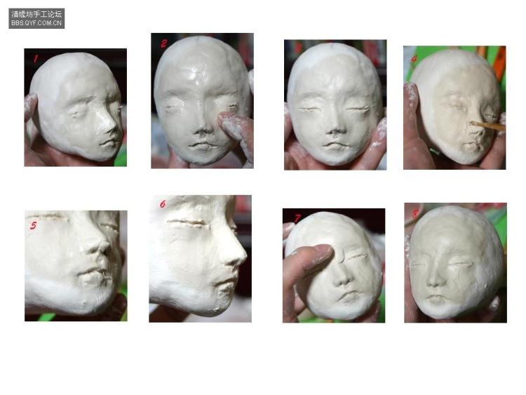 Куклы своими руками из пластика для начинающих
