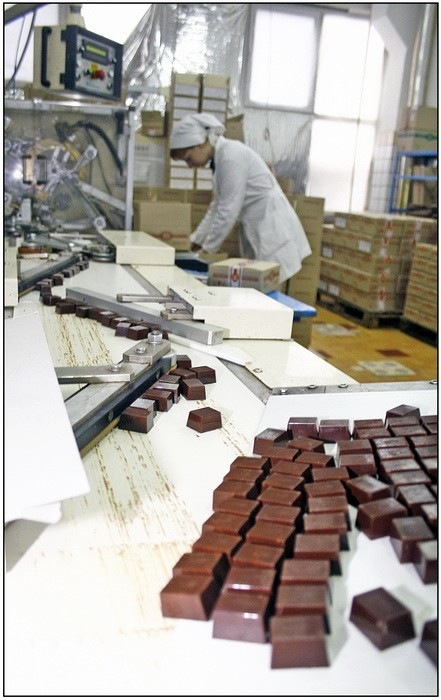 Шоколад формовой