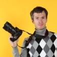 Студийный фотограф Павел Кунеев